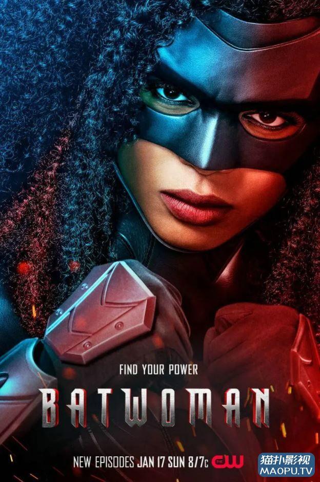 蝙蝠女侠 第二季 BD高清电视下载 更新至第13集